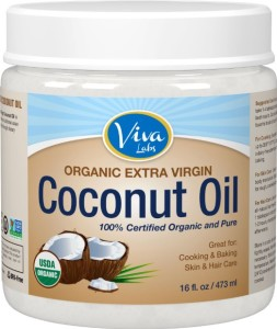 Extra Virgin Coconut Oil from Amazon **CLICK IMAGE
